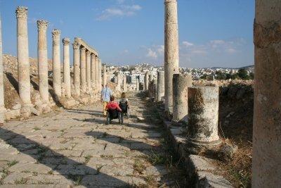 disabili in carrozzina ad israele