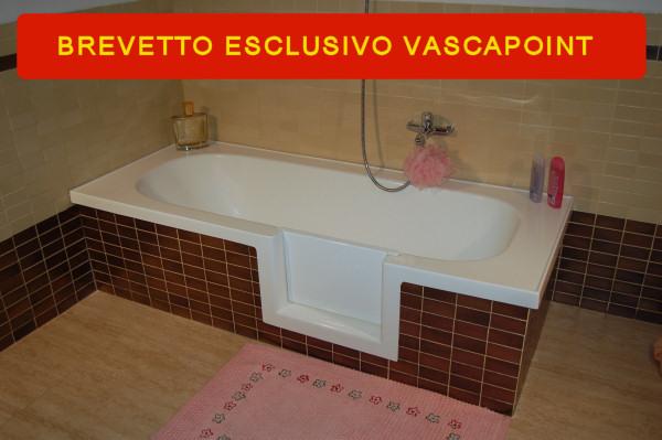 Sportello laterale per vasca da bagno vascapoint accesso facilitato per tutti - Vasche da bagno per disabili prezzi ...