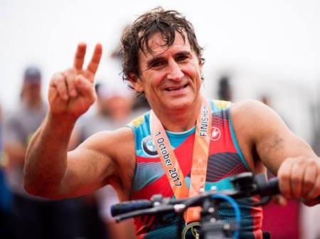 Paralimpici: immenso Alex Zanardi: va sotto le nove ore nell'Ironman