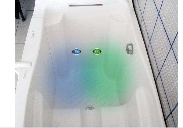 Vasche da bagno per disabili e anziani di linea oceano   disabili.com