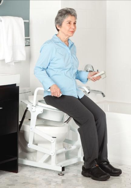 Sollevatore EasyLift, il rialzo wc per disabili e anziani - Disabili.com