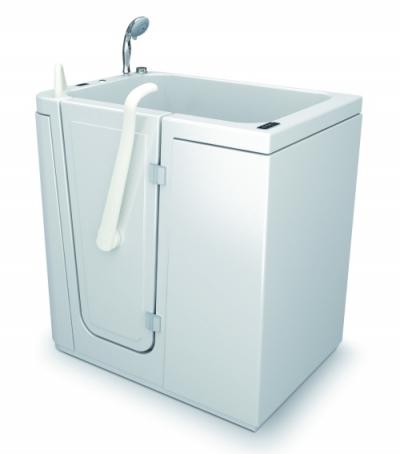 Tonga la vasca con sportello per disabili e anziani - Piccola vasca da bagno ...