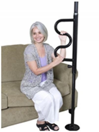 Easy life il sostegno per l 39 alzata e la seduta di disabili e anziani - Triangolo per alzarsi dal letto ...