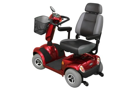 IAstro, lo scooter elettrico per invalidi e anziani per le lunghe distanze