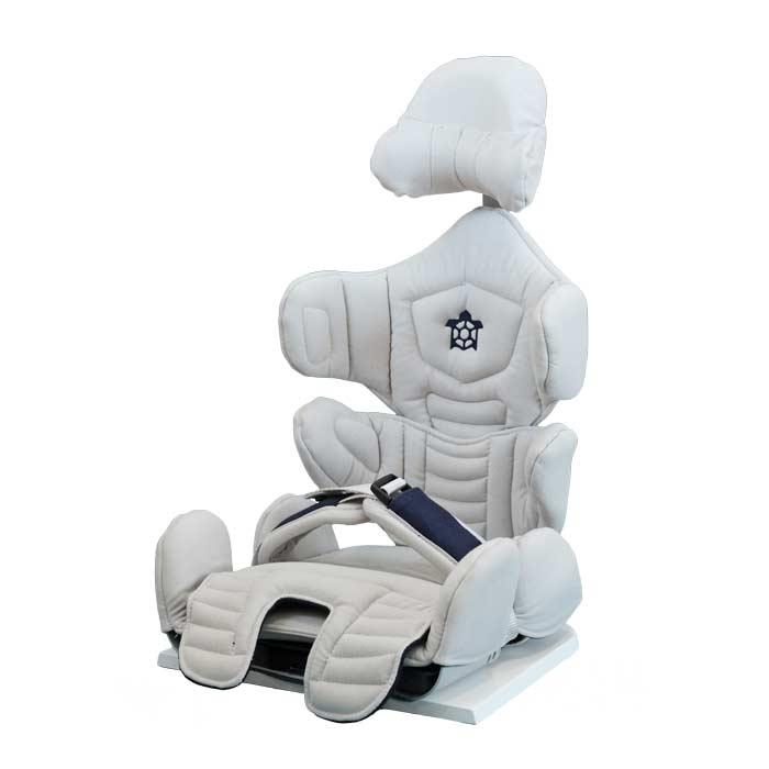 ITarta Kid, il sistema di seduta posturale per bambini su seggiolone, passeggino e tavolo