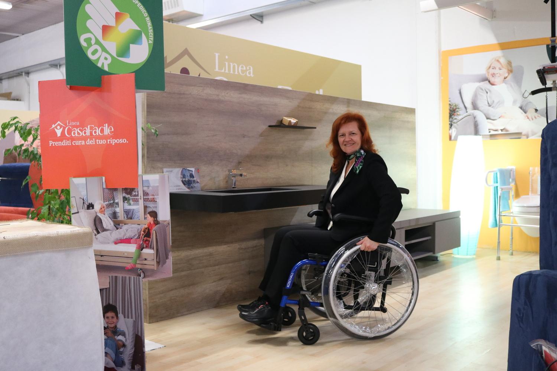 IConsulenza ausili e progettazione su misura per la tua casa accessibile, a misura di disabile