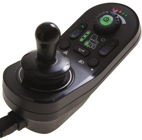 INuova elettronica Invacare: comandi ergonomici e programmazione su misura