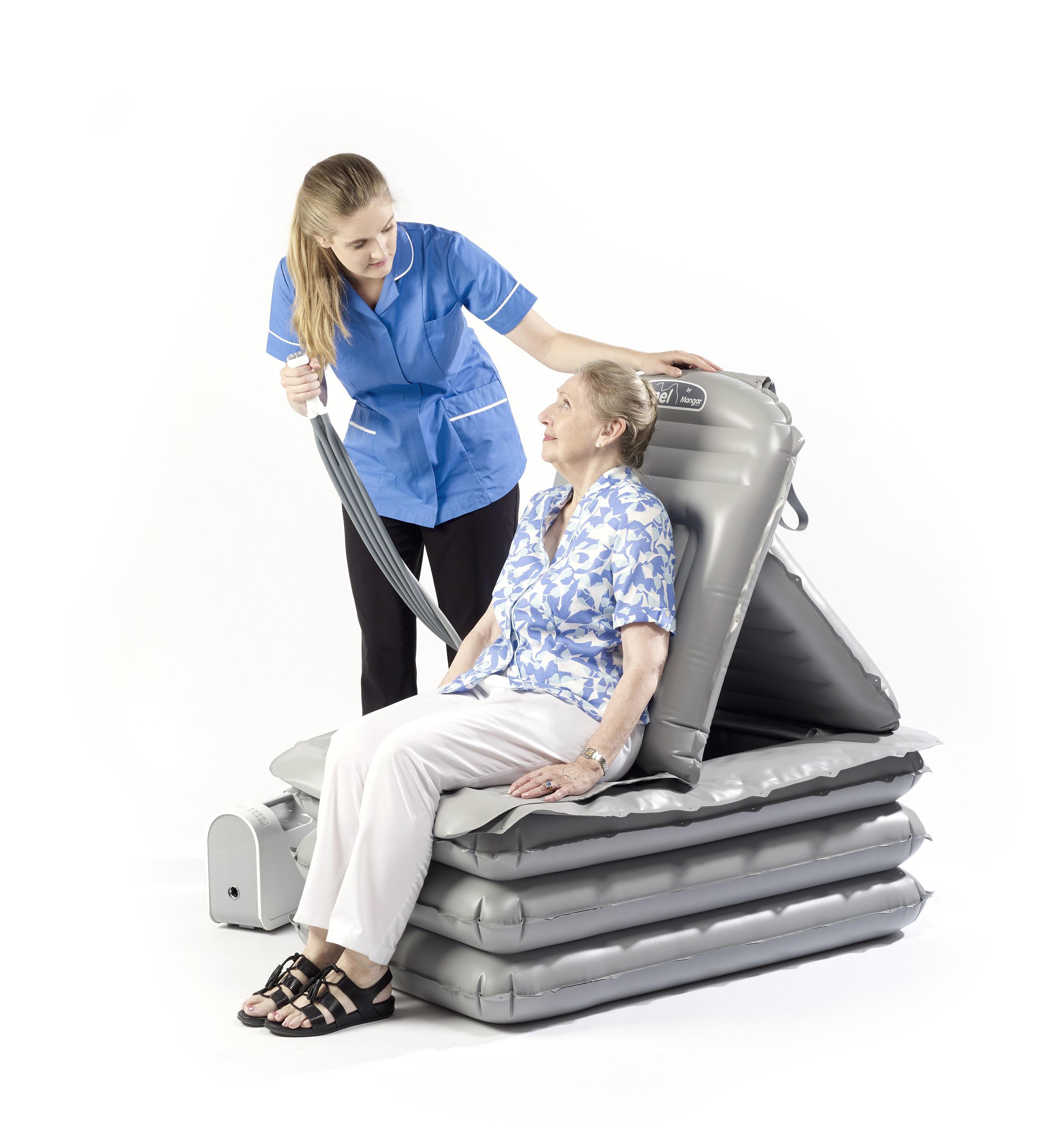 IDispositivi per sollevare e soccorrere anziani e disabili dopo cadute a terra