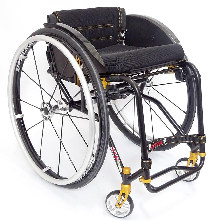 IJaguar, la carrozzina superleggera che pesa solo 7,6 kg