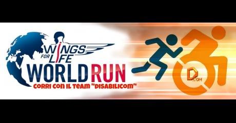 A piedi o in carrozzina, corri con Disabilicom contro le lesioni spinali!