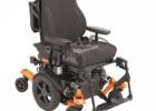 Carrozzina elettrica per disabili a trazione centrale Juvo MWD di Ottobock