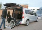 Tourneo Connect, l'allestimento Ford per il trasporto del passeggero in carrozzina