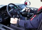 Volante meccanico e joystick elettronico, i nuovi comandi di guida per disabili di Kivi