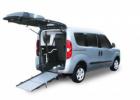 Fiat Doblò F-Style One di Focaccia Group per il trasporto della persona disabile in carrozzina