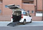 Citroen Berlingo WAV, traporto disabili in carrozzina comodo e sicuro con l'allestimento di Focaccia Group