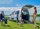 Caddy Maxi F-Style 3 di Focaccia Group: la nuova era dei veicoli accessibili